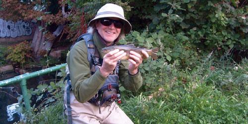 Fishing Shots - Steve Edge World - Steve Edge Design