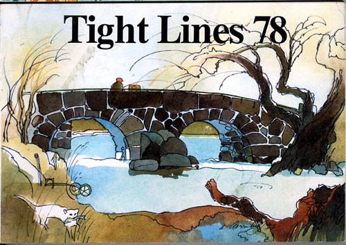 Tight Lines - Fishing Magazine - Steve Edge - News - Steve Edge Desgin Ltd