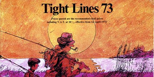 Tight Lines – Fishing Magazine - Steve Edge World - Steve Edge Design