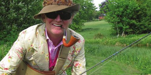 Steve Edge Scale Fly and Fishing Magazine - Steve Edge World - Steve Edge Design