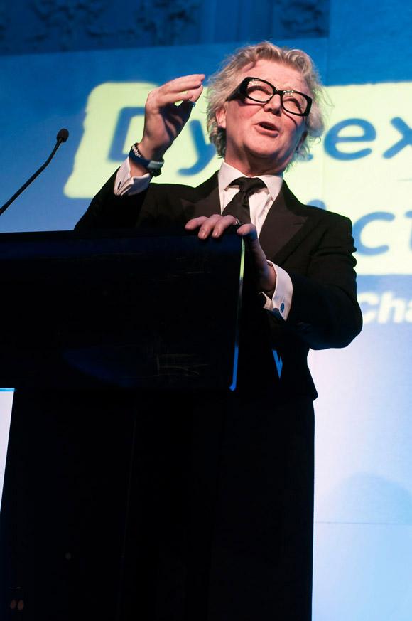 Dyslexia Action Awards Dinner - Steve Edge - News - Steve Edge Desgin Ltd