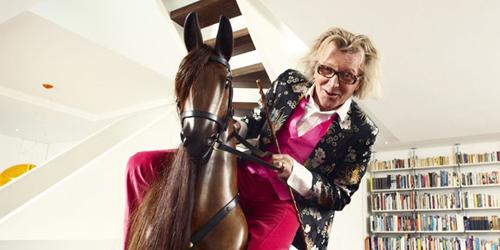 Rocking Horse – Steve Loves It! - Steve Edge World - Steve Edge Design