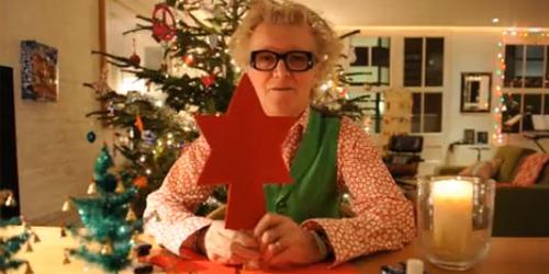 Scandinavian Star of Life – Weekly Wisdom – Steve Edge – 18th December 2012 - Steve Edge World - Steve Edge Design