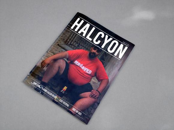 Halcyon Magazine - News - Steve Edge Desgin Ltd