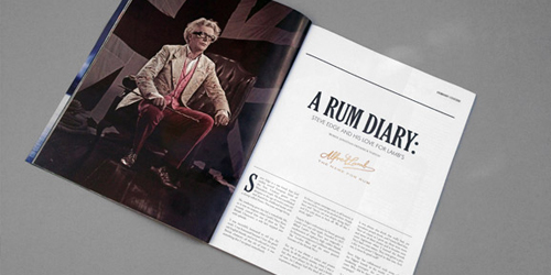 Halcyon Magazine – Steve Edge - Steve Edge World - Steve Edge Design
