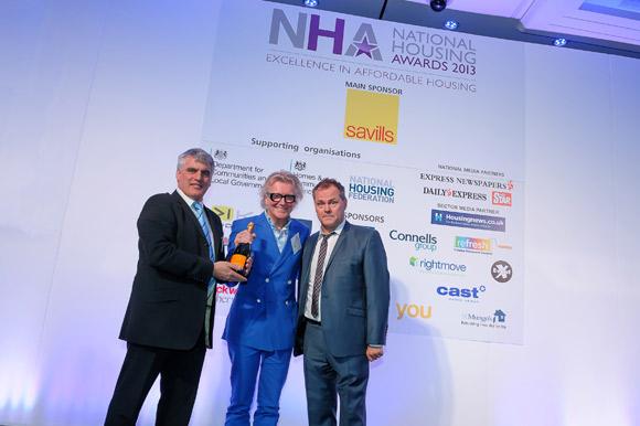 National Housing Awards - News - Steve Edge Design