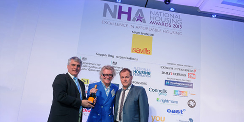 National Housing Awards – Steve Edge - Steve Edge World - Steve Edge Design