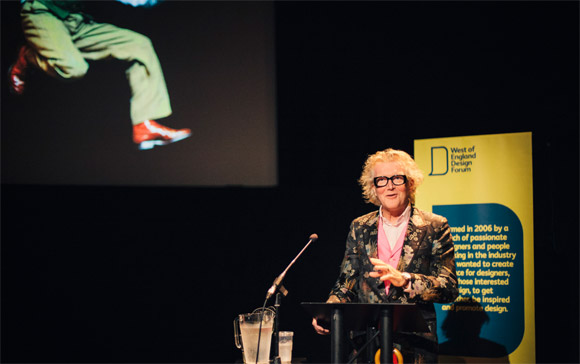 Steve Edge at West of England Design Forum - News - Steve Edge Design