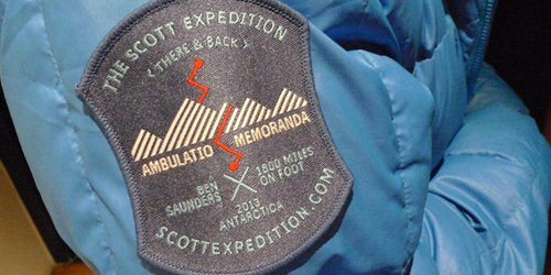 Scott Expedition - News - Steve Edge Design