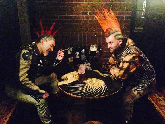 Punks - Steve Loves It! - News - Steve Edge Design