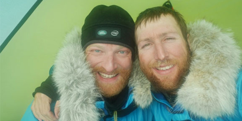 The Scott Expedition Update - Steve Edge World