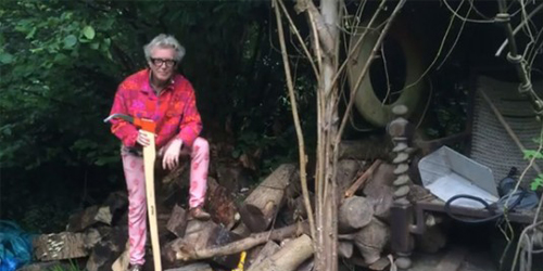 Choosing the Right Log – Weekly Wisdom – Steve Edge – 5th June 2014 - Steve Edge World - Steve Edge Design